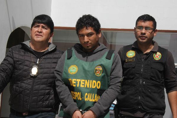 """Grupo Terna capturó a """"Melé"""" por presunto homicidio"""