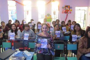 Arequipa: Padres de familia reciben charlas sobre la meningitis por meningococo