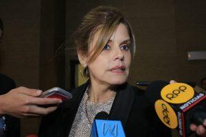 Mercedes Aráoz a Pedro Chávarry: No sea un actor político