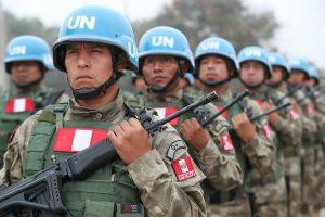 Distinguen a 200 militares por integrar misiones de paz