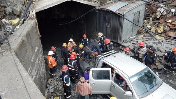 Fiscalía investiga muerte de 4 mineros