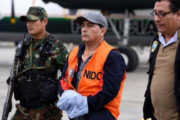 San Martín: 18 meses de prisión preventiva para alcalde de Tocache
