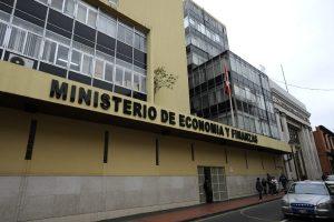 MEF: Inversión pública tuvo caída de -15.2% en agosto