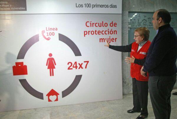 Ana María Romero: «El Perú registra 45 casos de feminicidios en lo que va del año»