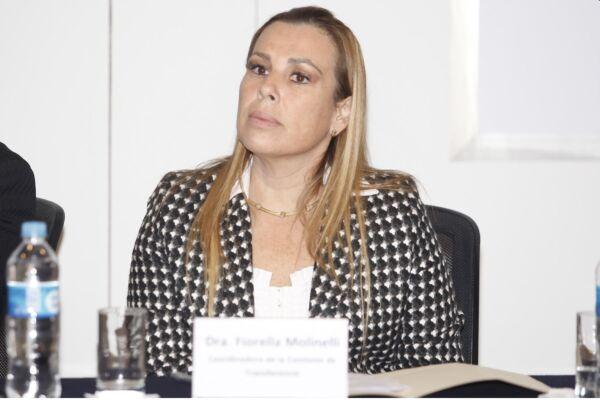 Fiorella Molinelli es nombrada Viceministra de Construcción