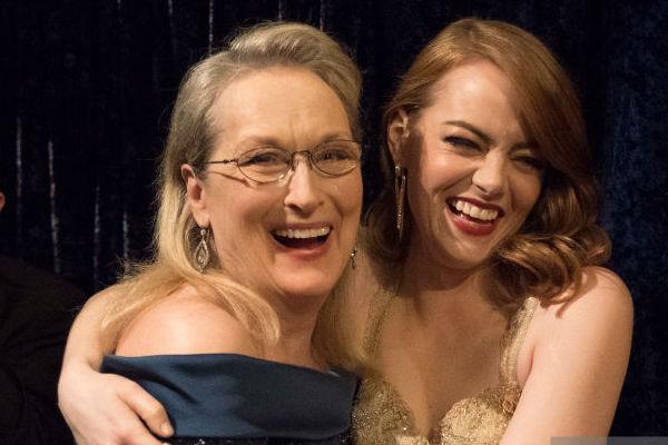 Meryl Streep y Emma Stone serán las ´Mujercitas´