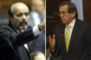"""Mauricio Mulder a Jorge del Castillo: """"Me da la gana de gritarte, porque eres un traidor"""" [VÍDEO]"""