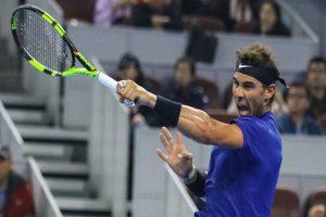 Rafael Nadal imparable pasa a semifinales de Shangai