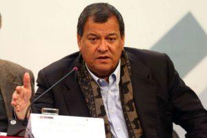 """Jorge Nieto: """"Gabinete Ministerial se reunirá en el COEN"""""""