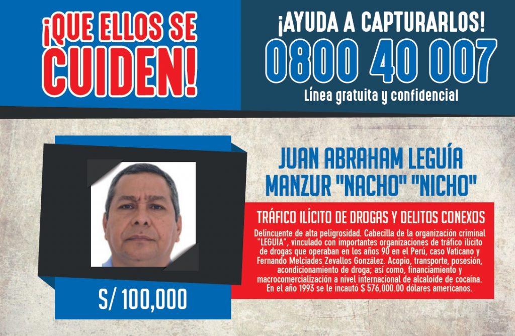 "Capturan a narcotraficante ""Nacho"" en Santo Domingo"