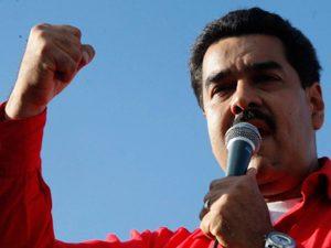También con Maduro