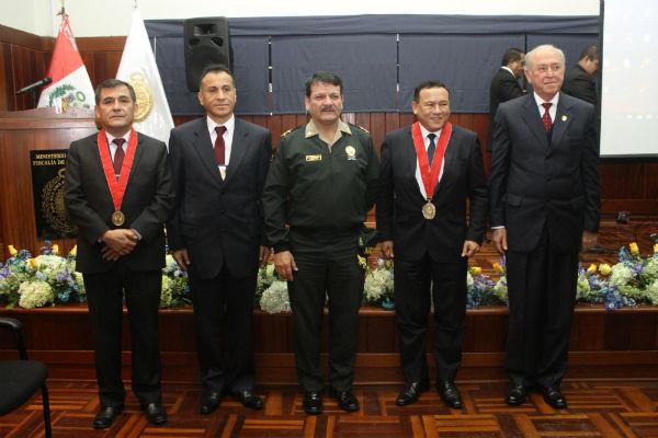 Cumple un año el Nuevo Código Procesal Penal en el Callao
