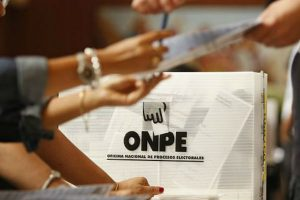 Podemos Perú: ONPE no nos benefició