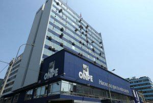 Proponen declarar en emergencia a la ONPE