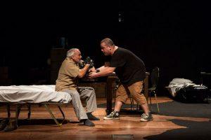 Obra teatral sobre el Alzheimer en el Lugar de la Memoria