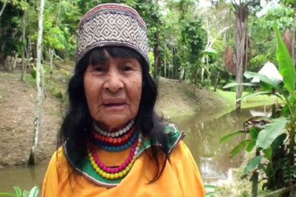 Olivia Arévalo: Ministerio de Cultura se pronuncia tras asesinato de lideresa indígena