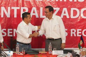 Ollanta Humala hace advertencias a Martín Vizcarra