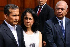 Ollanta y Nadine: Admiten recusación contra jueces de la Segunda Sala Penal de Apelaciones