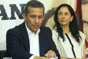 Juicio oral de caso Humala para enero