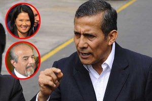 """Ollanta Humala: """"La ley Mulder es de la señora Keiko Fujimori"""""""