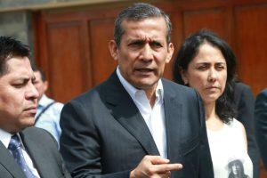 Testigos complican a Ollanta Humala
