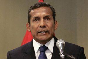 "Ollanta Humala: ""Cesar Nakazaki ya no ejercerá la defensa de mi caso"""