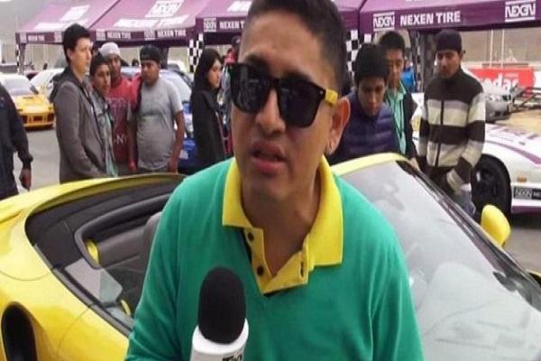 Oropeza niega vínculos con narcotráfico
