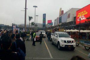 Plaza Norte: Se desata balacera que deja cuatro detenidos