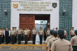 Conmemoran inmolación del capitán Alipio Ponce Vásquez