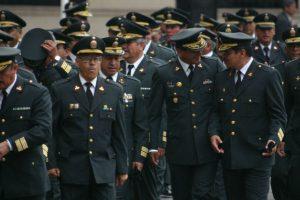 Reincorporarán a 790 oficiales de la PNP