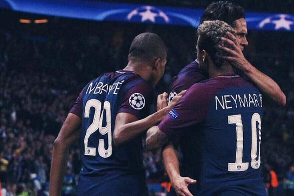 Champions League: PSG golea 3-0 al Bayern Múnich