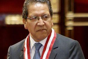 Fiscal de la Nación viaja hoy a Brasil por caso Odebrecht