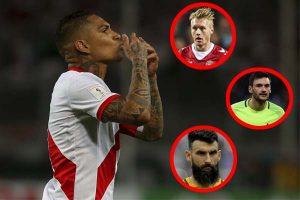 Paolo Guerrero: Capitanes de Francia, Dinamarca y Australia firmarán respaldo gracias a FIFPro