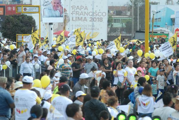 Papa Francisco: Cuarenta sagradas imágenes estarán en misa de Huanchaco
