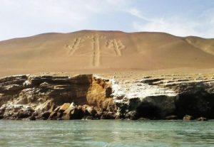 Candelabro de Paracas es declarado Patrimonio Cultural de la Nación