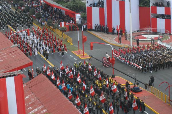 Fiestas Patrias: Prohíben alquiler de espacios públicos en Parada Militar