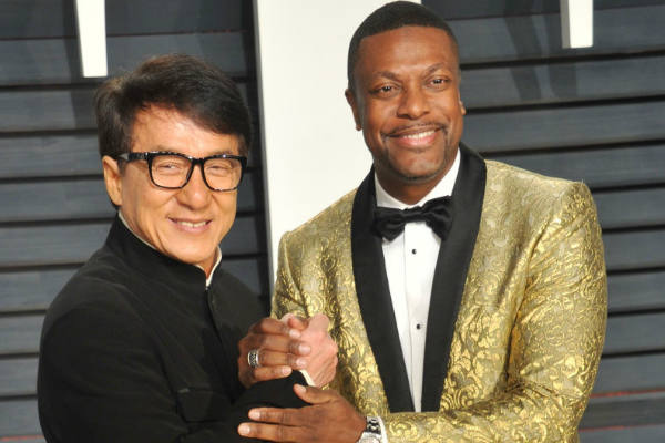Jackie Chan: Regresa 'Una pareja explosiva'
