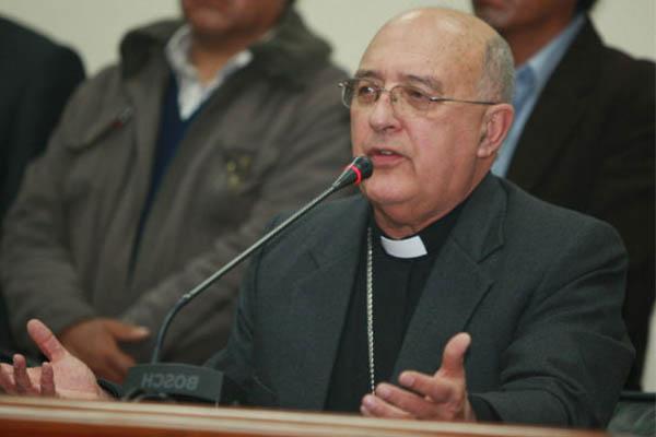 Pedro Barreto: «Dios no exige dinero como algunos jueces»