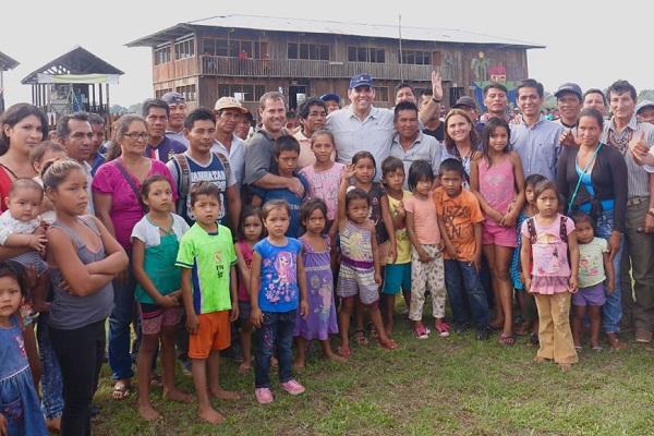 Perú destinará US$ 14 millones para remediación ambiental en Amazonía
