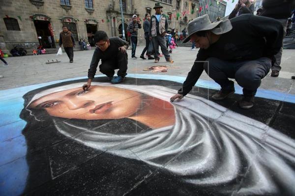 Artistas peruanos admirados en Bolivia