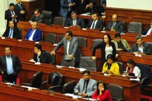 Pleno del Congreso debate predictámenes sobre reforma del CNM [EN VIVO]