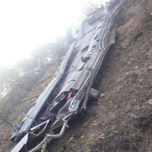 Tragedia en Abancay: Se incrementa a 8 policías muertos