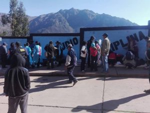 Twitter: Políticos lamentan tragedia en Abancay