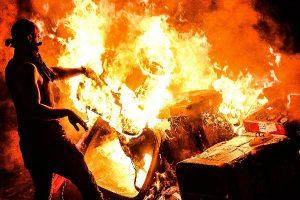Protestas y disturbios asfixian Hamburgo
