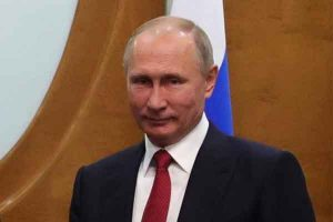 Vladimir Putin lanza proyecto de paz para Siria