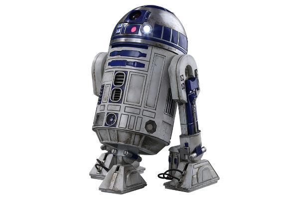 Subastan a R2-D2 de 'Star Wars'