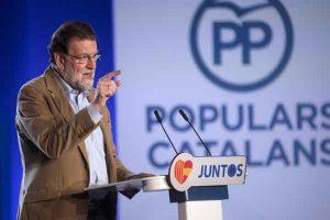 Cataluña: Rajoy defiende el cese del Gobierno catalán
