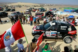 Dakar peruano: Edición 2019 se correrá integramente en territorio nacional