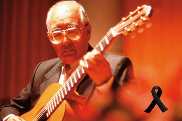 Raúl García Zárate: Falleció el maestro de la guitarra andina