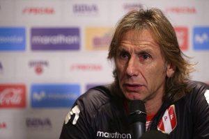 Ricardo Gareca anuncia a los 23 convocados para enfrentar a Uruguay